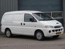 2007 Hyundai H-1 H200 2.5 CRDI