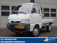 2005 Piaggio Porter 1.3 Pick-Up