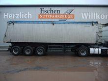 1998 Reisch Alumulde 45 m³ Tipp