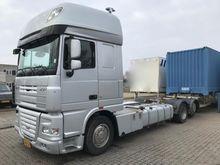 2011 DAF 105.460, euro 5 EEV Co