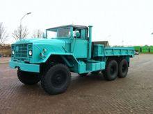 1990 Ginaf A M General 6 x Army