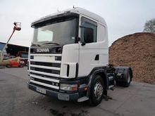 Used 1998 Scania 114