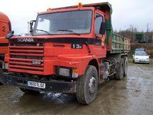 1995 Scania 113 Tipper