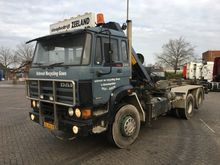 1991 DAF 2300 Turbo - HIAB Kran