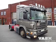 2002 Scania P94-300 4x2 Tractor