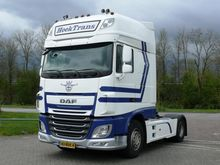 2013 DAF XF 460 FT Tractor unit