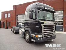 2012 Scania G480 LB6x2*4MNB Cha