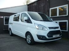 2013 Ford Transit Custom Closed