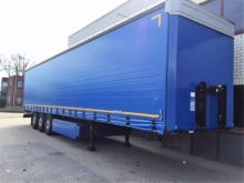 2016 Kögel SOLD Curtainroof