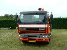 2001 DAF CF65 Lorry with crane
