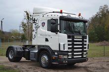 2001 Scania 124 420 Retarder Hy