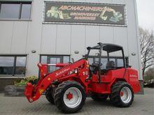2005 Schäffer 5058zs Wheel load