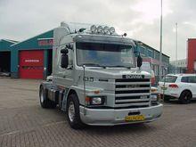 Used 1995 Scania 143