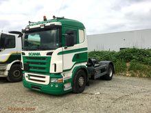 2008 Scania R HP 420 Tractor un