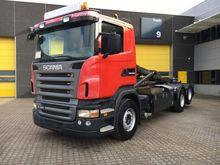 2008 Scania R420 6x2 Euro 4 Con