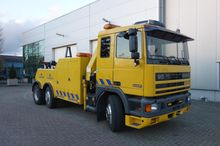 1993 DAF 95.400 Salvage vehicle