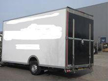 2015 Fiat SMARTBOX Frigo/Isolat