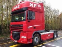 Used 2011 DAF XF105.