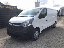 2015 Opel Vivaro VERKOCHT Panel
