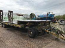 dieplader ca 30 ton laadvermoge