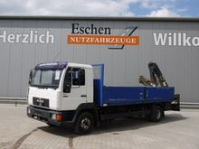 2000 MAN 12.174 4x2 Lorry with