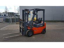 2009 Heli fd15 Forklift