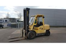 Used 2003 Hyster h4.
