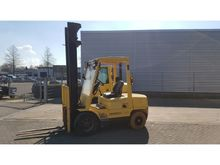 Used 2001 Hyster h3.