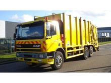 1999 DAF 75 250 Garbage truck