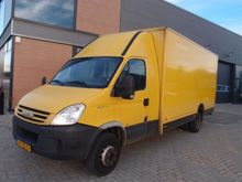2008 Iveco 65C14 CNG foodtruck