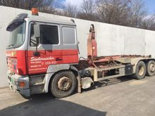 1998 MAN 26 464 manual Containe