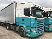 Used 2010 Scania R42