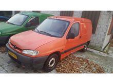1998 Peugeot Partner 170c 1.8D