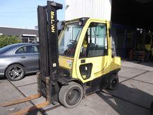 2008 Hyster H3.5FT Forklift