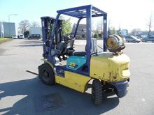 Komatsu Heftruck fg 25 Forklift