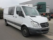 2012 Mercedes Benz Sprinter 213