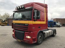 2006 DAF XF 105.460 SC - MANUAL