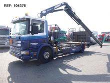 2000 Scania P114.340 4X2 WITH P