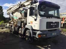 2003 MAN FE360 Concrete Mixer -