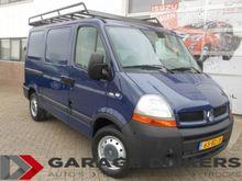 2006 Renault Master, L1H1 120Pk
