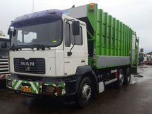 2003 MAN 27.310 Garbage truck