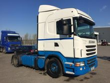 Used 2010 Scania G 4