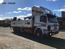1993 Scania P113.320 - SOON EXP