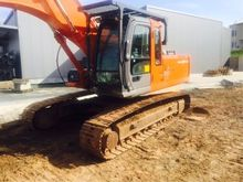2004 Hitachi ZX 250LCN Crawler
