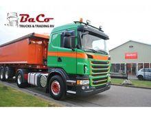 2013 Scania G 440 HL - RETARDER