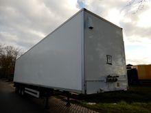 2003 Van Hool 3B2014 Closed box