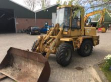 1998 Schaeff ZL6B Wheel loader