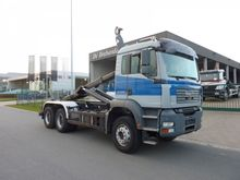 2007 MAN 26.350 Container trans