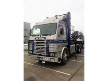 1990 Scania 113 / 380 6x2 Lorry