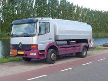 2000 Mercedes Benz atego 1323 t